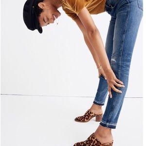 Madewell 9 inch skinny jean